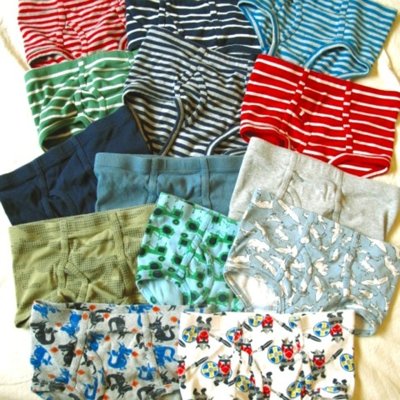Hanna Andersson Other - Hanna Andersson boys unders 120 130 Medium 14 pair